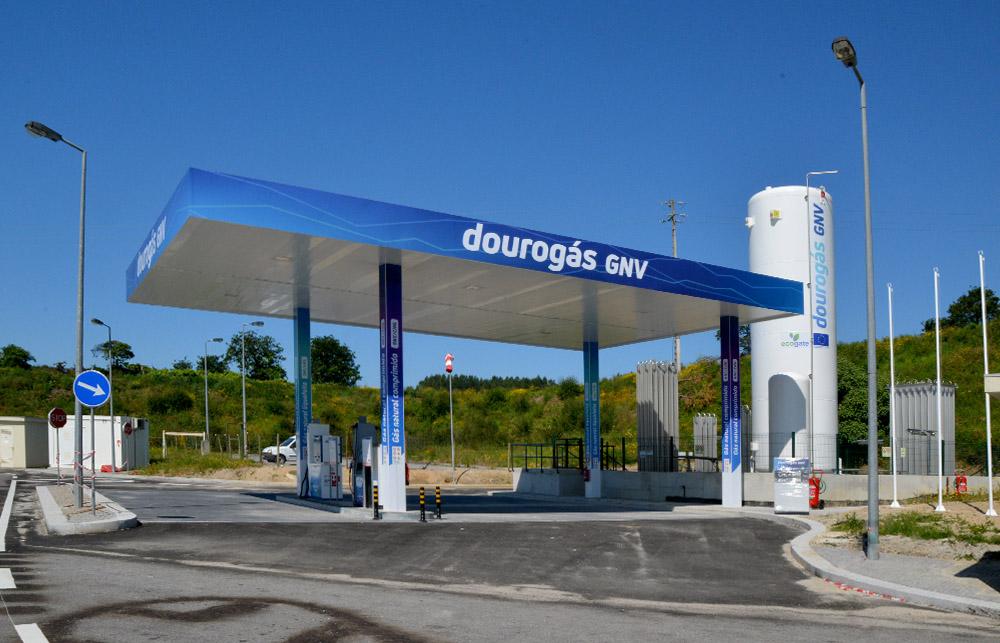 Posto de abastecimento Dourogás GNV